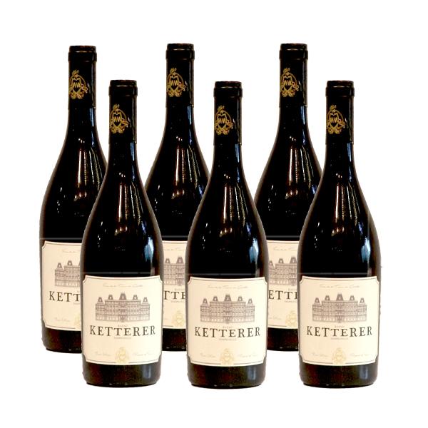 新版科特勒13度干红葡萄酒750ml