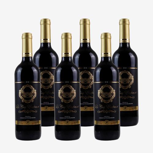 卡拉特金鸡西拉干红葡萄酒750ml
