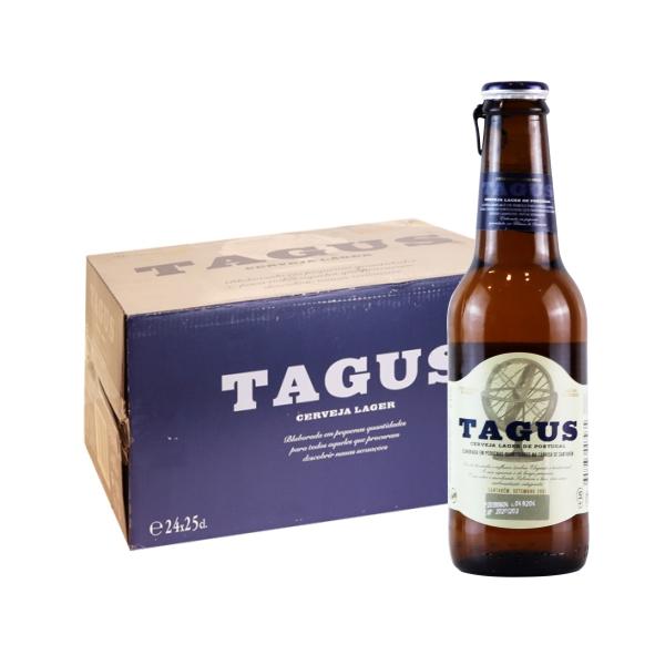 泰谷啤酒250ml*24瓶 (長頸版)