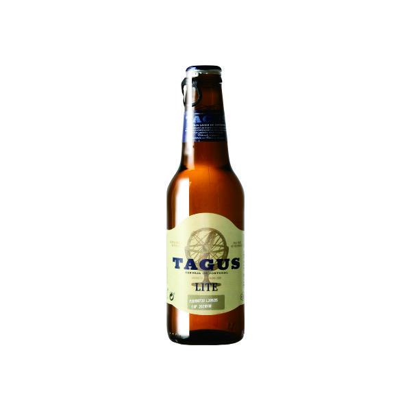 TAGUS/泰谷(轻啤3.5度)啤酒250ml*24瓶