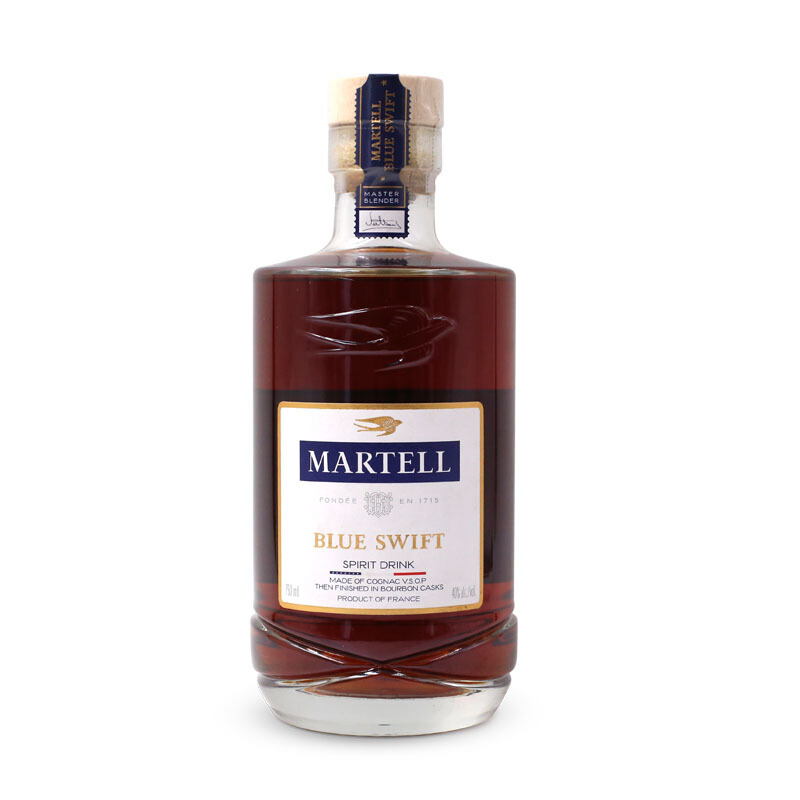 MARTELL/马爹利波本干邑白兰地750ml*12瓶