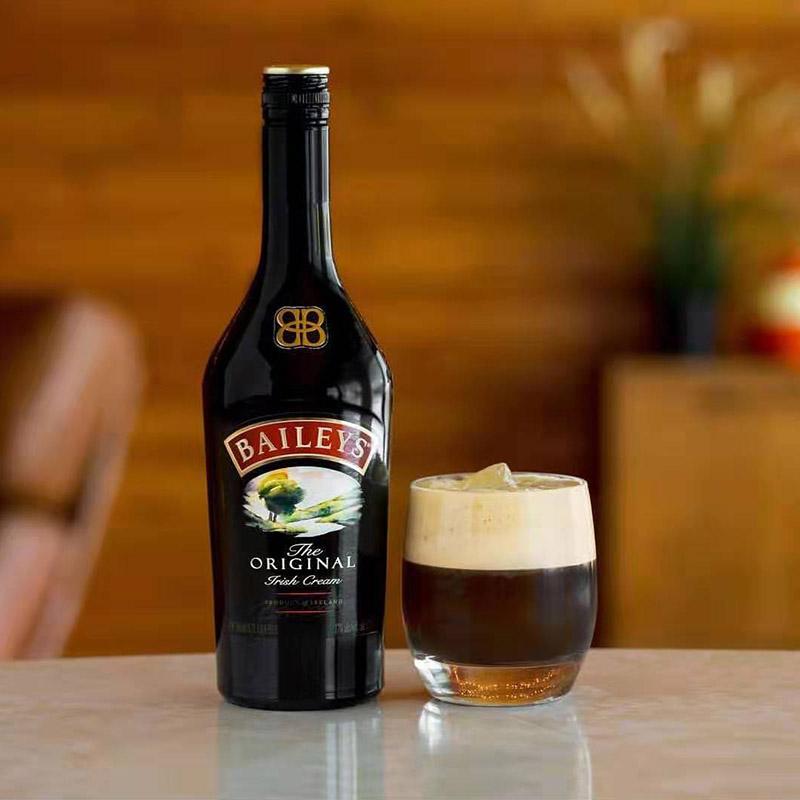 百利甜酒baileys原味力娇酒700ml*12瓶