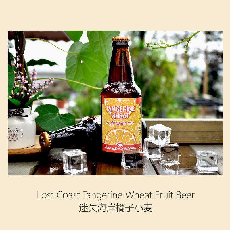 迷失海岸(橘子味小麦)啤酒355ml*24瓶