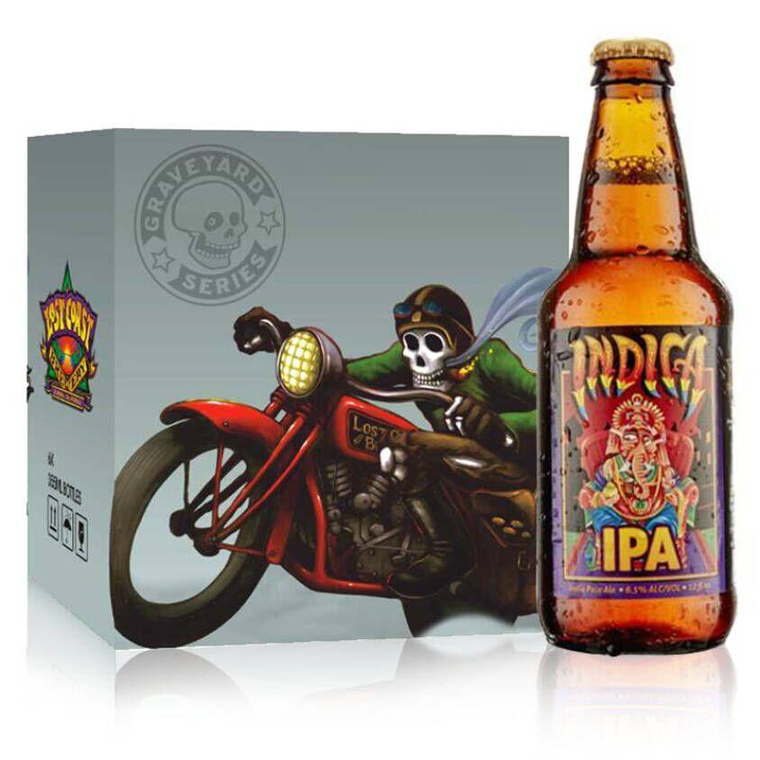 迷失海岸(象神IPA)啤酒355ml*24瓶