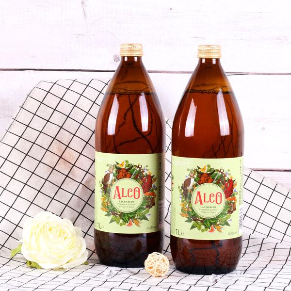 阿尔寇啤酒1L*6瓶