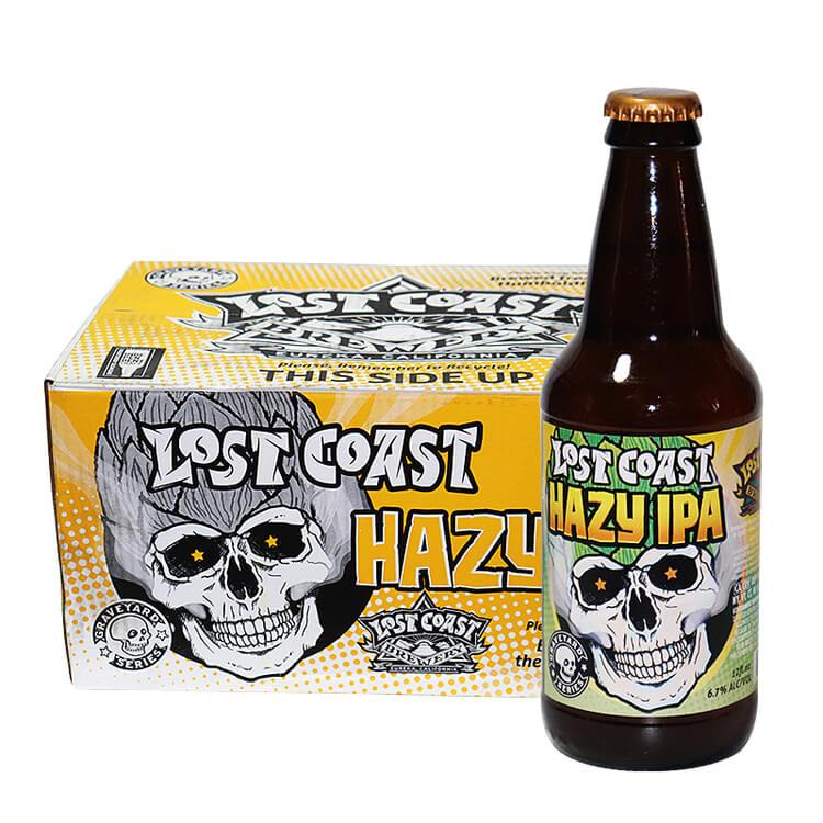 迷失海岸(幽灵浑浊IPA)啤酒355ml*24瓶