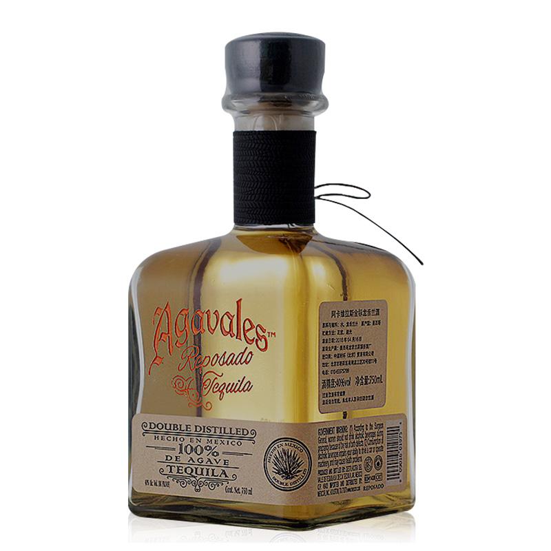 Agavales阿卡维拉斯(金标)龙舌兰750ml*12瓶