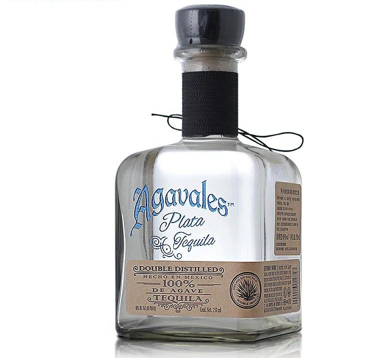 Agavales阿卡维拉斯(银标)龙舌兰750ml*12瓶