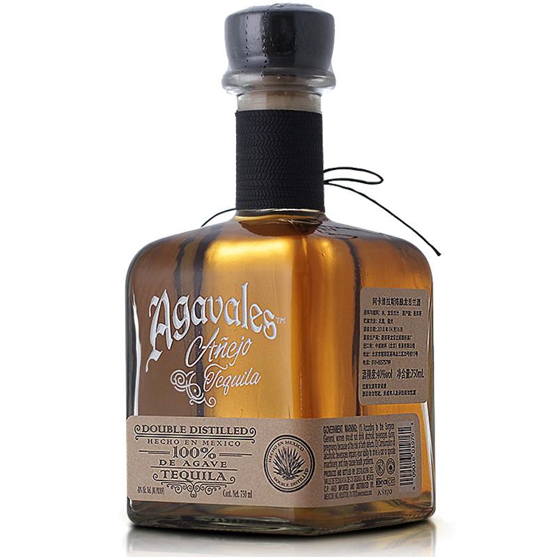 Agavales阿卡维拉斯(陈酿)龙舌兰750ml*12瓶
