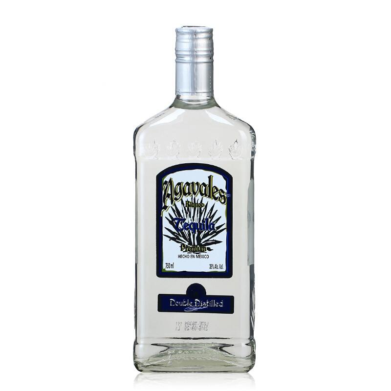 Agavales阿卡维拉斯(银)龙舌兰750ml*12瓶