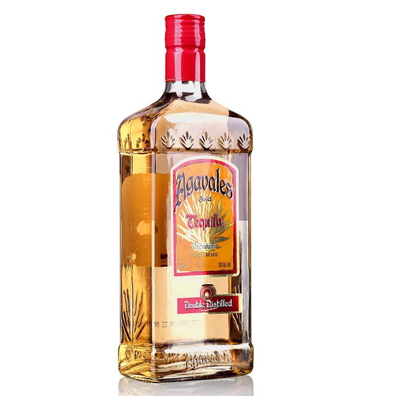 Agavales阿卡维拉斯(金)龙舌兰750ml*12瓶