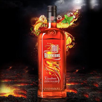 叁九.德雷沃斯(柑橘味)利口酒配制酒700ml*1瓶