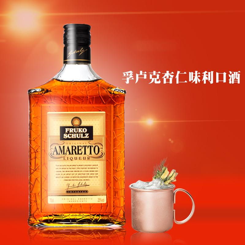 孚卢克(杏仁味)利口酒配制酒700ml*6瓶