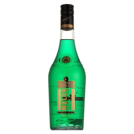 孚卢克(蜜瓜味)利口酒配制酒700ml*6瓶